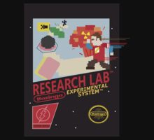 Research Lab! Kids Clothes
