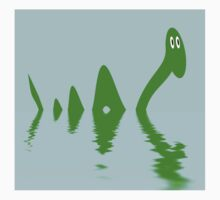 Loch Ness Monster by funkyworm