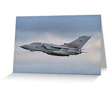 RAF Tornado GR4 - Dunsfold 2012 Greeting Card