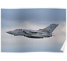 RAF Tornado GR4 - Dunsfold 2012 Poster