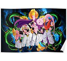 Dragon Ball Z - Buu's Poster