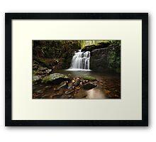 Strickland Falls Framed Print