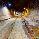 """""""World War II Oil Tunnel - Darwin"""" by jonxiv"""