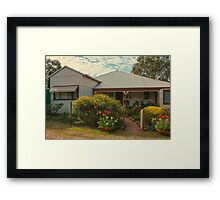 Tulips with a Difference Framed Print