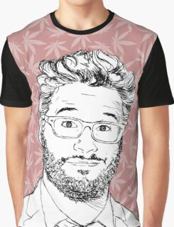 SETH ROGEN Graphic T-Shirt