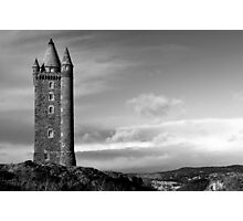 Scrabo Tower Photographic Print