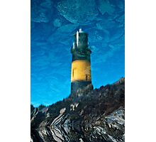 St John's Point Reflected Photographic Print