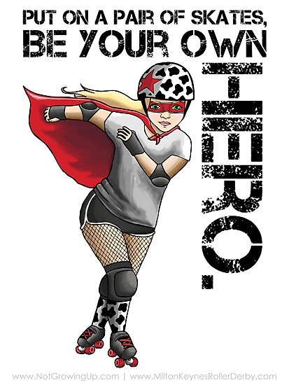 Be Your Own Hero by J M