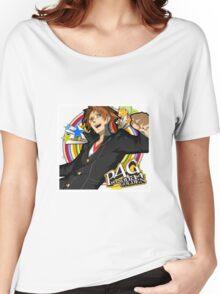 Persona 4 : Hanamura Yosuke Women's Relaxed Fit T-Shirt