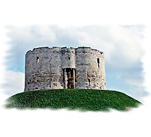 Round Tower York Photographic Print