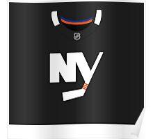New York Islanders Alternate Jersey Poster