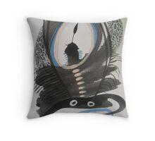 Rythm & Blues Throw Pillow
