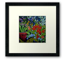 Salad Days Framed Print