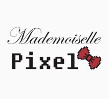 mademoiselle pixel One Piece - Short Sleeve