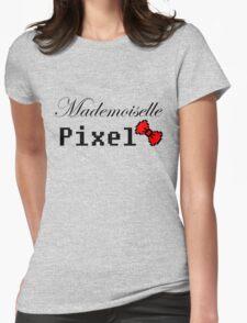 mademoiselle pixel T-Shirt