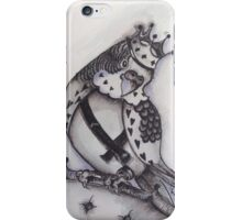 We'll never be royal iPhone Case/Skin