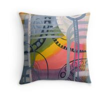 All I Want is a Warm Bach Throw Pillow