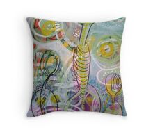 THE VICTORY PARTY Throw Pillow