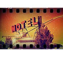 Motel Oscar Photographic Print