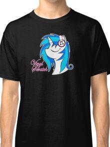 Vinyl Scratch Classic T-Shirt