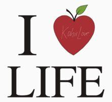 I Love Life by ILoveVegans