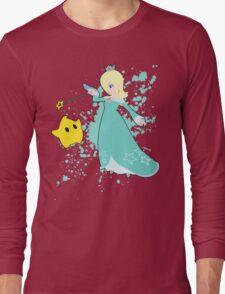 Rosalina and Luma - Super Smash Bros Long Sleeve T-Shirt