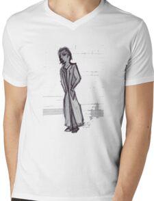 shifty Mens V-Neck T-Shirt