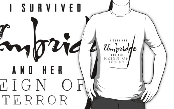 I Survived Umbridge... by whatthefawkes