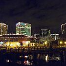 Downtown Norfolk, VA  by AJ Belongia