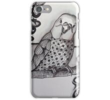 Feeling chirpy iPhone Case/Skin