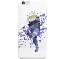 Sheik - Super Smash Bros iPhone Case/Skin