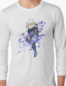 Sheik - Super Smash Bros Long Sleeve T-Shirt