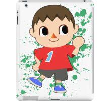 Villager - Super Smash Bros iPad Case/Skin