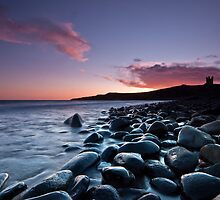 """Dunstanburgh Castle"" by Allan  England"