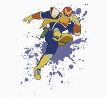 Captain Falcon - Super Smash Bros by PrincessCatanna