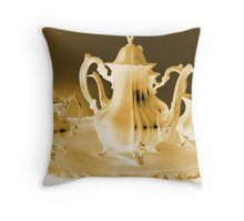 Vessels of Divine Origin Throw Pillow