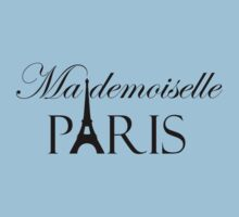 mademoiselle paris by LucieBee