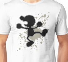 Mr Game and Watch - Super Smash Bros Unisex T-Shirt