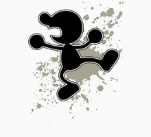 Mr Game and Watch - Super Smash Bros T-Shirt