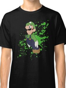 Luigi - Super Smash Bros Classic T-Shirt