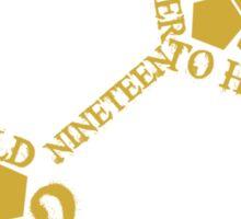 Chapter Nineteen Sticker