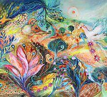 Musician of Olive Garden by Elena Kotliarker