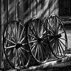 Wagon Wheels by homendn