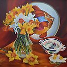 Spring time Art Deco by Beatrice Cloake