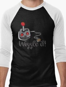 Old school gamer joystick - wiggle it! T-Shirt