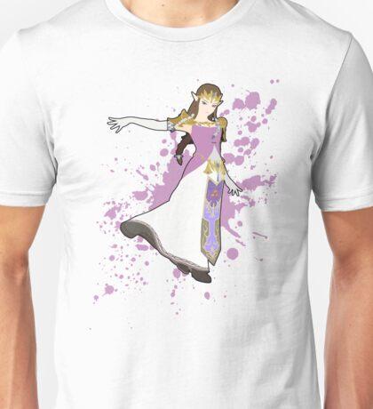 Zelda - Super Smash Bros Unisex T-Shirt