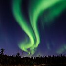 Aurora Twister by peaceofthenorth