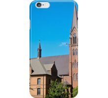 St. Mary, Help of Christians, Catholic Church iPhone Case/Skin