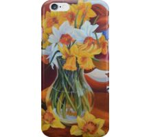Spring time Art Deco iPhone Case/Skin
