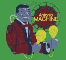 Antonio Machine Kids Clothes